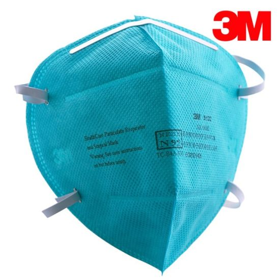 N95 Dust Mask Medical Particles 3m surgical 9132