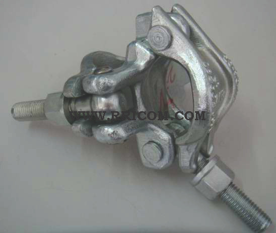 Galvaized America Type Double Forged Couplers for Construction