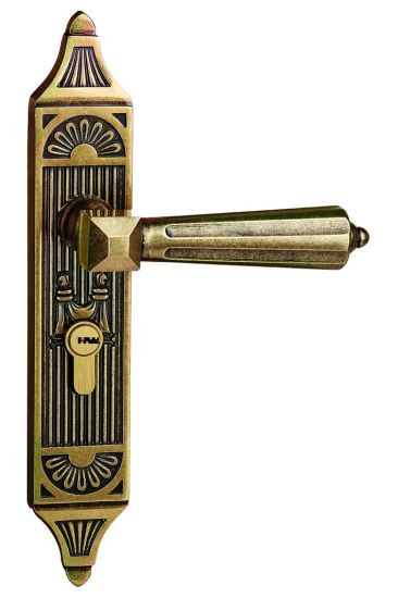Classic Brass Security Door Lock and Entrance Door Lock pictures & photos