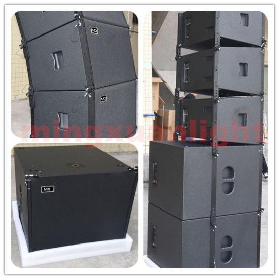 Free Shipping Vera S18 Passive Subwoofer Line Array Speaker (YS-2001)