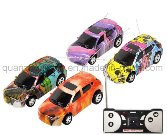 OEM Mini Plastic Toy Radio Remote Control Car pictures & photos