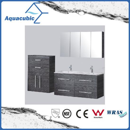 China Bathroom Vanity Combo In Black