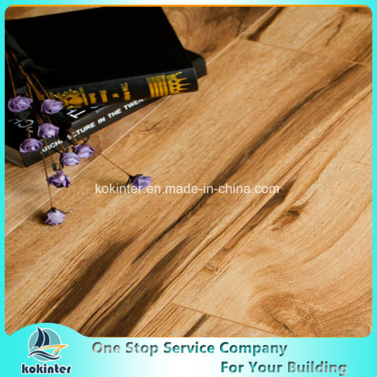 China Hardwood Manufacture Engineered Wood Parquet Flooring China