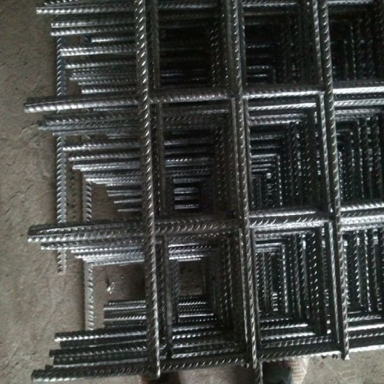 China 6X6 Concrete Steel Welded Wire Mesh - China Welded Wire Mesh ...