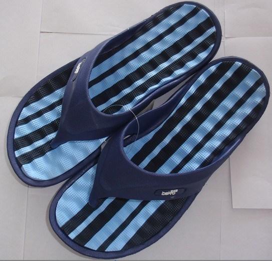 Leather OEM Design Sandals Men Slippers