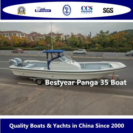 Large Panga 35 Boat Fishing Boat pictures & photos