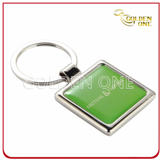 Hot Sale Custom Printed Metal Key Ring