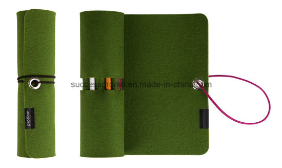 Hot Selling Felt Pencil Case for Promotion Gift pictures & photos