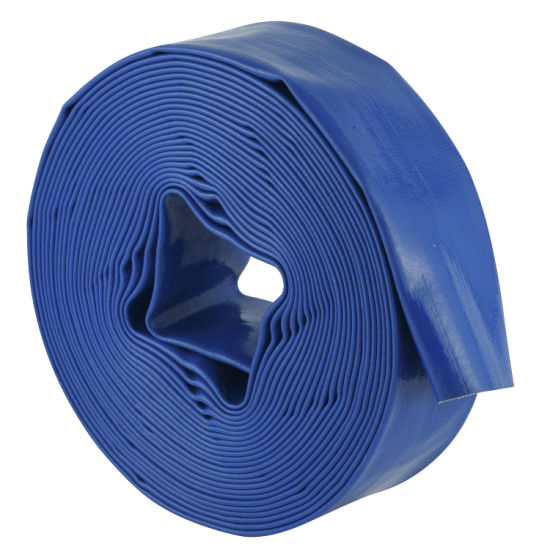 1.4mm Thickness High Pressure PVC Layflat Hose Water Discharge Hose