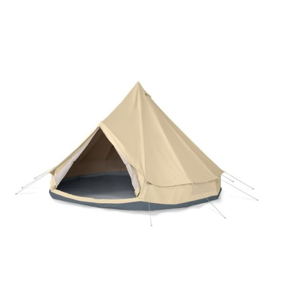 3m 4m 5m 6m Waterproof Cotton Canvas Family C&ing Bell Tent with Hole for Stove Pipe  sc 1 st  Beijing Unistrengh International Trade Co. Ltd. & China 3m 4m 5m 6m Waterproof Cotton Canvas Family Camping Bell ...