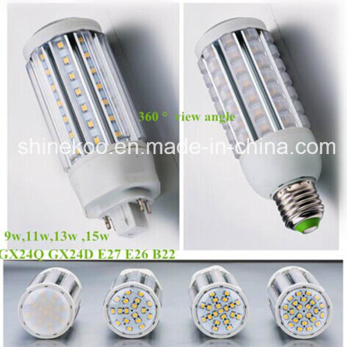 Aluminium E26 E27 13W SMD LED CFL Lamps (SUNE5180-8SMD) pictures & photos