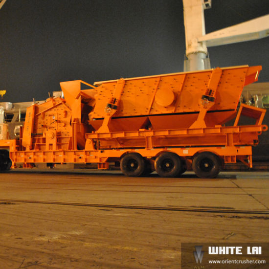 Best Selling Stone Crusher Plant with ISO (WL3S1860F1214) pictures & photos