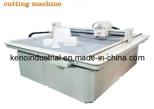 2014 High Speed Carton Box Sample Cutting Machine (KENO-ZX1310/ZX1713/ZX2516/ZX3016) pictures & photos