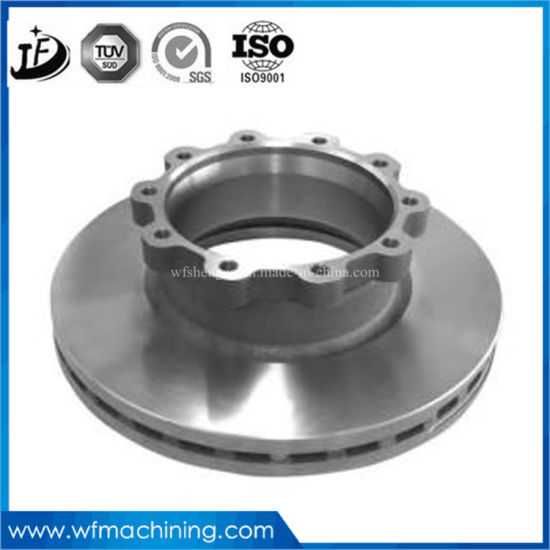 Customized Precision Casting Brake Disc of Metal Casting pictures & photos