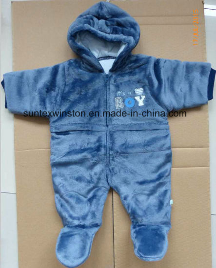 Baby Suits of Winter style with Hooded pictures & photos