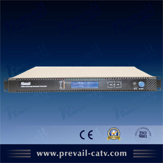 CATV 1550nm External Modulation Optical Transmitter (EM10/EM30) pictures & photos