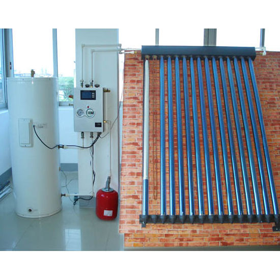 Heat Pipe Solar Collector Hot Water Solar Heater