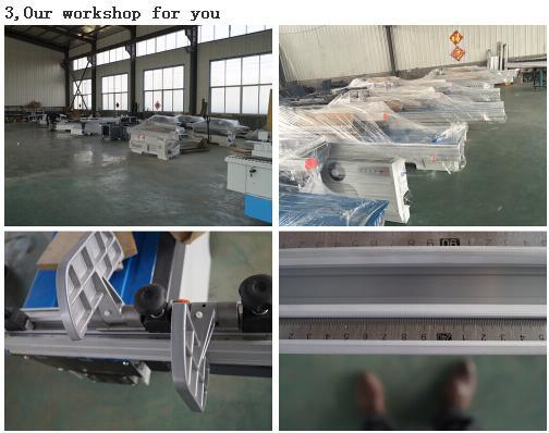 Timber Panel Saw Furniture Woodworking Precision Sliding Table Panel Saw pictures & photos