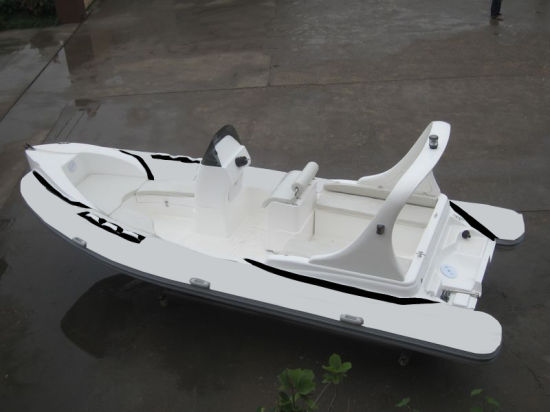 Liya 20 Feet Inflatable Rib Boats Fishing Yachts for Sale