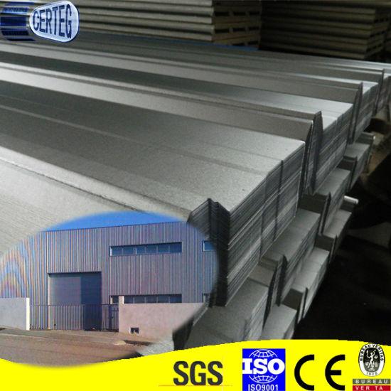Az Coating Corrugated Metal Sheet for Roof (YX25-205-820)
