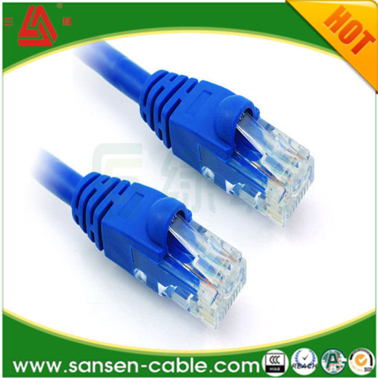 LAN Cable & Communication Cable CAT6 pictures & photos