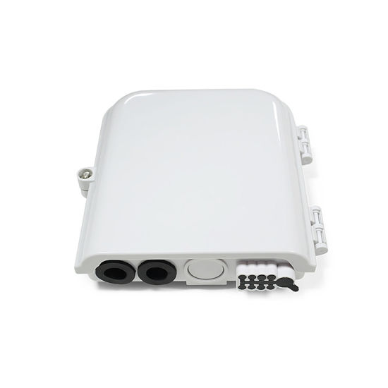 Chinese Waterproof FTTH Outdoor 8 12 16 24 Cores Fiber Optic Distribution Splitter Box