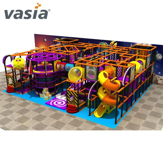 Space World Indoor Soft Play Centre Equipment for Sale Playground