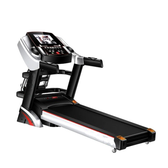 2020 DC 3.25HP New Noble Motorized Treadmill with Blue Screen