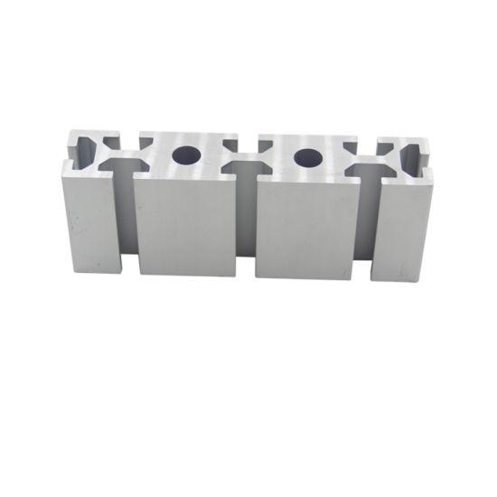 30150W Customised Building Industrial Materials Extrusion Slot Profile Alloy Aluminum