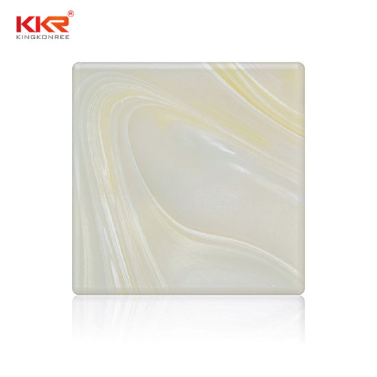 Composite Acrylic Solid Surface Polyester Resin Stone
