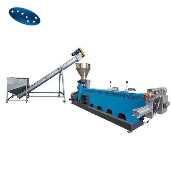 Plastic HDPE Scraps Granulator Machine with Vertical Dose Feeder