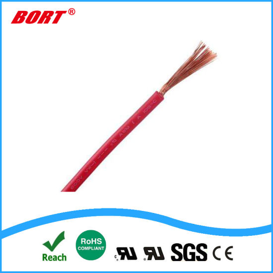 UL1032 12AWG 105 Degree Copper Conductor PVC Cable