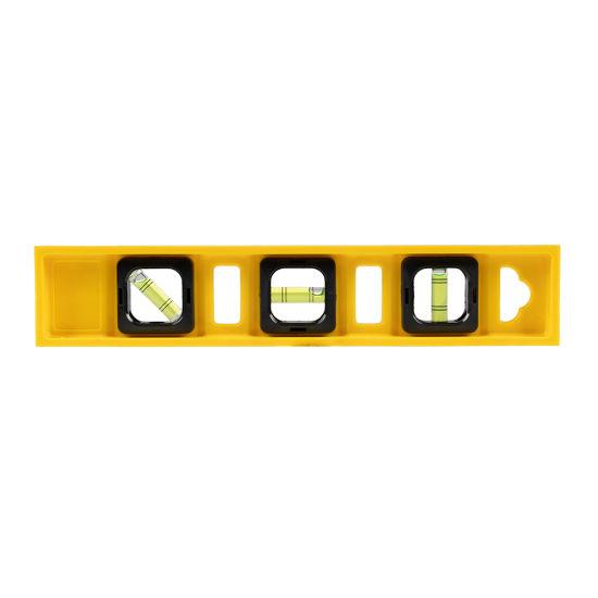 "Customized 12"" 16"" 18"" 24"" Plastic Spirit Level Construction Tools"