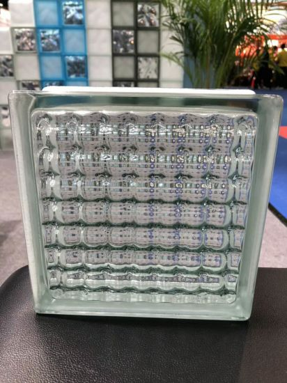 Hot Sale of Building Glass Brick pictures & photos