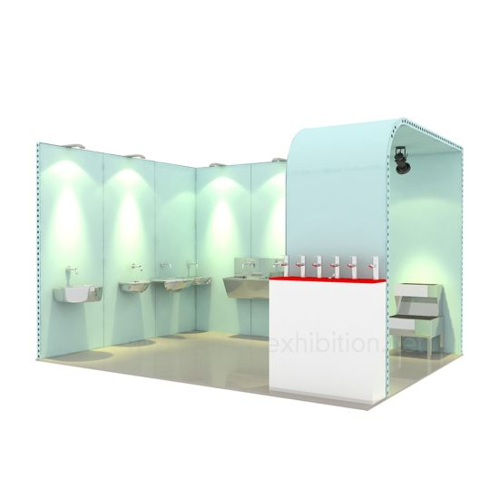 3*6 M Tainging Exhibition Booth for Trade Show pictures & photos