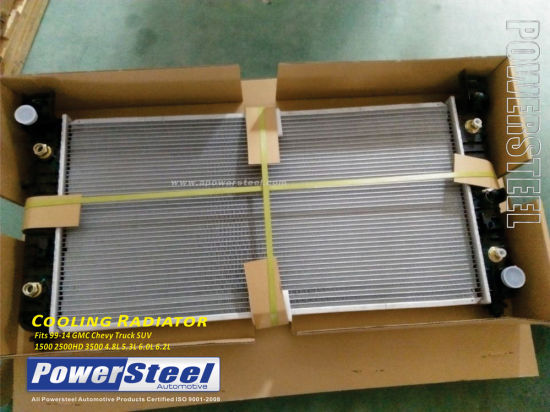 New Radiator Support for Chevrolet Suburban 2500 2003-2006