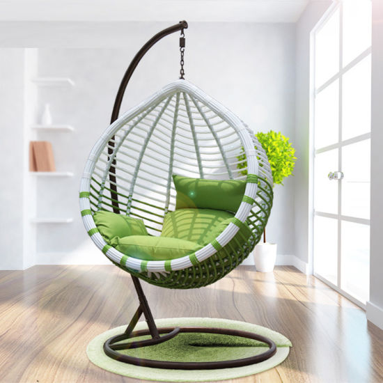Brand New Wicker Belly Hanging Chair