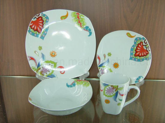 China Factory Porcelain Dinnerware Ceramic Tableware Supplier Wholesale Cheap Cookware