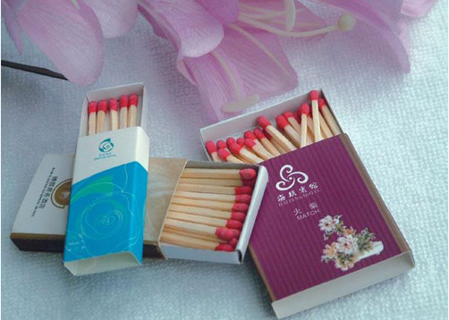 All Kinds of Brands Wooden Blue Head Safety Matches pictures & photos