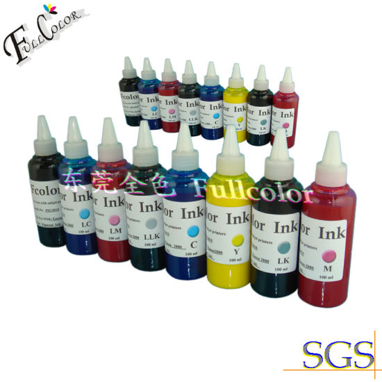 China Printer Color Ink, Sublimation Ink for Epson R2880 - China ...