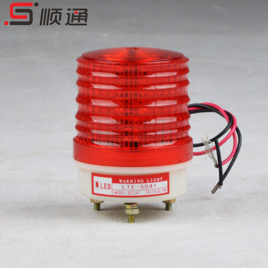 Lte-5041 2W IP54 LED Warning Beacon Light