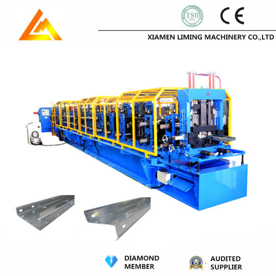 Full Auto C/Z Purlin Steel Roofing Roll Forming Machine