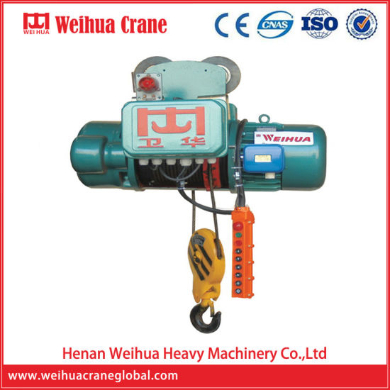 Weihua Steel Wire Rope Electric Hoist (CD1 MD1)