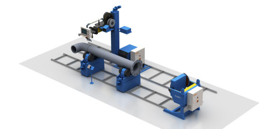 Automatic Arc Welding Station