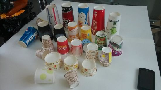 Paper Cup Handle with Machine pictures & photos