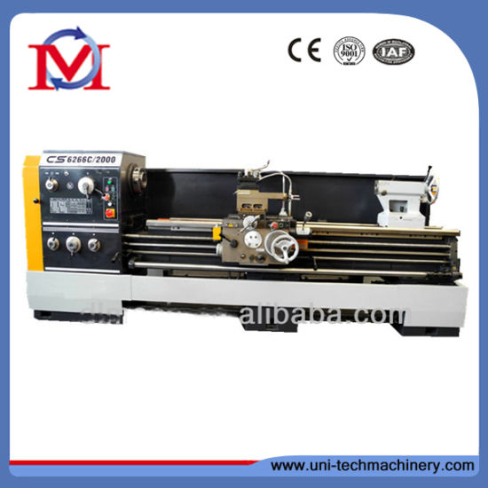 China Gap-Bed Engine Lathe Machine (CS6266C) pictures & photos
