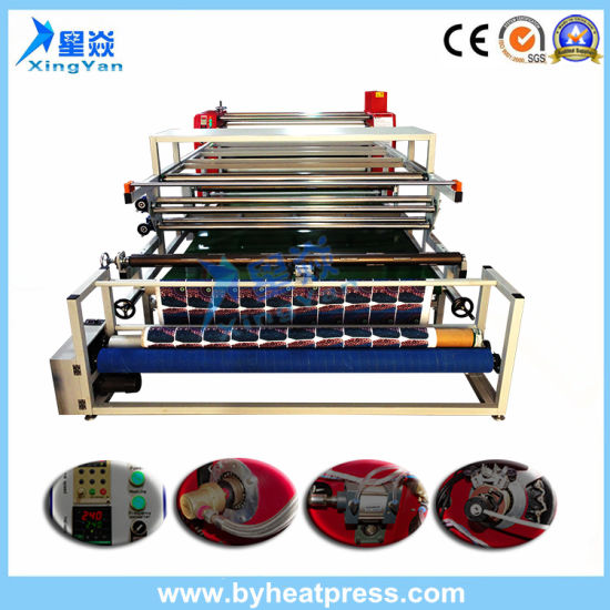 Roll to Roll Heat Press Sublimation Machine for Sale pictures & photos