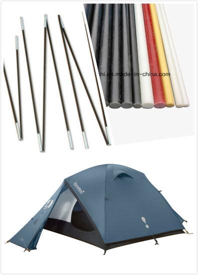 High Strength Solid Fiberglass Stick, Flexible Fiberglass Rod