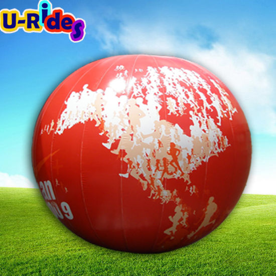 Inflatable red earth pictures & photos