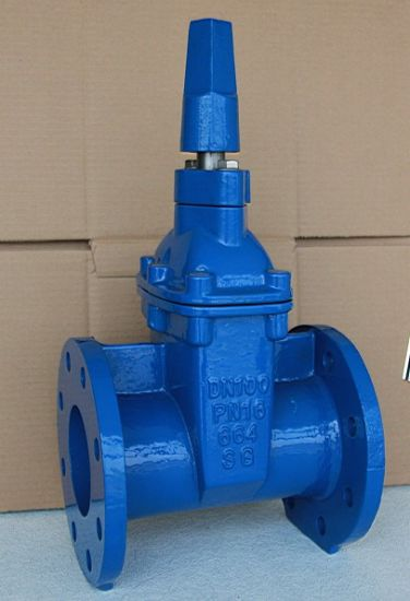 SABS664 Resilient Seated Gate Valve